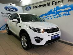 2016 Land Rover Discovery Sport Sport 2.2 SD4 SE Kwazulu Natal Pietermaritzburg_0