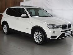 2016 BMW X3 xDRIVE20d Auto Kwazulu Natal