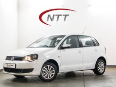 2017 Volkswagen Polo Vivo GP 1.4 Trendline 5-Door North West Province