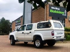 2000 Toyota Hilux 2700i Srx 4x4 Pu Dc  Gauteng Centurion_2