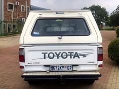 2000 Toyota Hilux 2700i Srx 4x4 Pu Dc  Gauteng Centurion_3