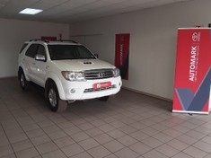 2011 Toyota Fortuner 3.0d-4d R/b A/t  Northern Cape
