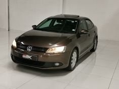 2012 Volkswagen Jetta Vi 1.4 Tsi Comfortline  Gauteng Johannesburg_2