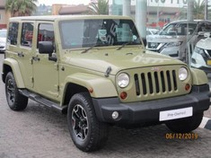 2013 Jeep Wrangler 2.8 Crd Unltd Sahar A/t  Gauteng