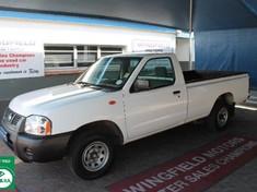 2014 Nissan NP300 Hardbody 2.5 TDI LWB SE (ko5/k28) Bakkie Single cab Western Cape