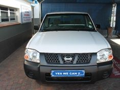 2014 Nissan NP300 Hardbody 2.5 TDI LWB SE ko5k28 Bakkie Single cab Western Cape Kuils River_1