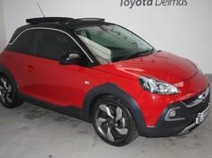 2016 Opel Adam 1.0T Rocks 3-Door Mpumalanga
