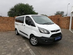 2015 Ford Transit 2.2TDCi Ambiente LWB F/C Panel van North West Province