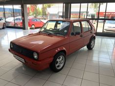 1989 Volkswagen CITI Golf  Mpumalanga Middelburg_3