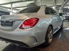 2016 Mercedes-Benz C-Class C250 AMG line Auto Western Cape Cape Town_3