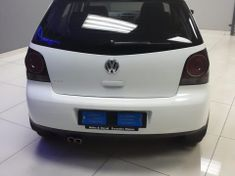 2017 Volkswagen Polo Vivo GP 1.4 Trendline TIP Gauteng Vereeniging_4