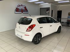 2014 Hyundai i20 1.2 Motion  Mpumalanga Middelburg_3