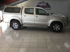 2010 Toyota Hilux 3.0 D-4d Raider Rb Pu Dc  Mpumalanga Middelburg_0