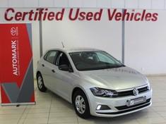 2018 Volkswagen Polo 1.0 TSI Trendline Western Cape Stellenbosch_1