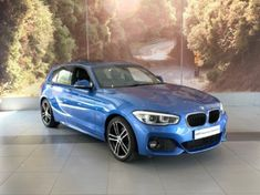 2018 BMW 1 Series 120i M Sport 5-Door Auto Gauteng