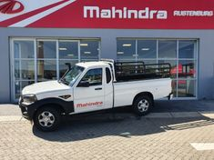 2018 Mahindra PIK UP 2.2 mHAWK S4 P/U S/C North West Province