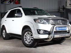 2016 Toyota Fortuner 3.0d-4d R/b A/t  North West Province