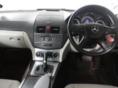 2010 Mercedes-Benz C-Class C180k Be Avantgarde At  Western Cape Cape Town_4