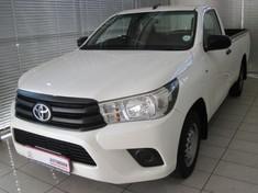 2018 Toyota Hilux 2.0 VVTi AC Single Cab Bakkie Mpumalanga White River_1