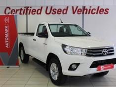 2018 Toyota Hilux 2.4 GD-6 SRX 4X4 Single Cab Bakkie Western Cape