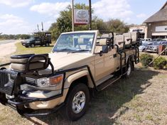 2015 Toyota Land Cruiser 79 4.2d Pu Sc  Limpopo Hoedspruit_2