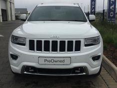 2014 Jeep Grand Cherokee 3.0L V6 CRD OLAND Gauteng Johannesburg_1