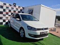 2010 Volkswagen Polo 1.4 Comfortline  Western Cape Strand_2