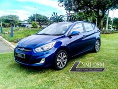 2016 Hyundai Accent 1.6 Fluid 5-Door Auto Kwazulu Natal