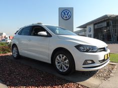 2019 Volkswagen Polo 1.0 TSI Comfortline Kwazulu Natal