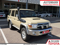 2016 Toyota Land Cruiser 76 4.5D V8 SW Mpumalanga Secunda_0