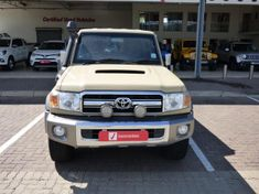 2016 Toyota Land Cruiser 76 4.5D V8 SW Mpumalanga Secunda_1