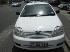 2005 Toyota Corolla 160i Gle  Western Cape