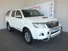 2015 Toyota Hilux 3.0 D-4D LEGEND 45 4X4 Auto Double Cab Bakkie Western Cape