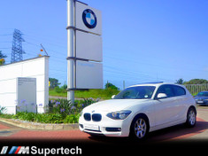 2015 BMW 1 Series 118i 3dr A/t (f21) + 1 YEAR EXTENDED MOTORPLAN Kwazulu Natal