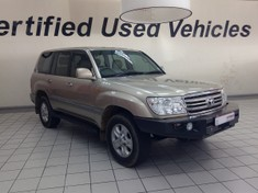 2007 Toyota Land Cruiser 100 Vx Td Diff A/t  Limpopo