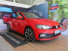 2020 Volkswagen Polo 2.0 GTI DSG (147kW) North West Province