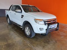 2012 Ford Ranger 3.2tdci Xlt 4x4 A/t P/u D/c  Mpumalanga
