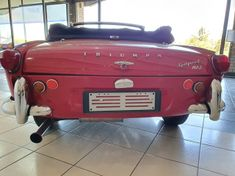 1964 Triumph TR7 SPITFIRE MK1 Mpumalanga