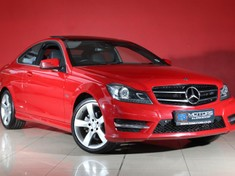 2015 Mercedes-Benz C-Class C180 Coupe AMG Edition C North West Province