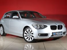 2014 BMW 1 Series 118i 5DR Auto f20 North West Province Klerksdorp_0
