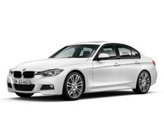 2015 BMW 3 Series 320i M Sport Auto Western Cape