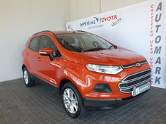 2015 Ford EcoSport 1.5TD Trend Western Cape
