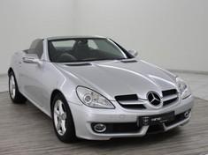 2010 Mercedes-Benz SLK-Class Slk 200 Kompressor A/t  Gauteng