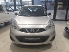 2018 Nissan Micra 1.2 Active Visia Free State Bloemfontein_1