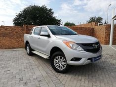 2015 Mazda BT-50 2.2 TDi H/power SLE Bakkie Double cab North West Province