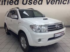 2011 Toyota Fortuner 3.0d-4d R/b A/t  Limpopo