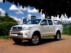 2010 Toyota Hilux 3.0 D-4d Raider 4x4 P/u D/c  Gauteng