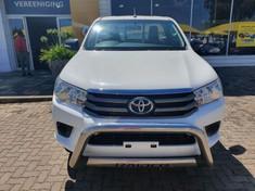 2017 Toyota Hilux 2.4 GD-6 RB SRX Single Cab Bakkie Gauteng