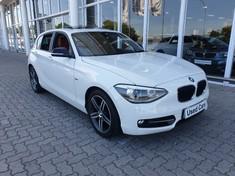 2014 BMW 1 Series 118i Sport Line 5dr A/t (f20)  Western Cape