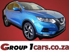2020 Nissan Qashqai 1.5 dCi Acenta plus Western Cape